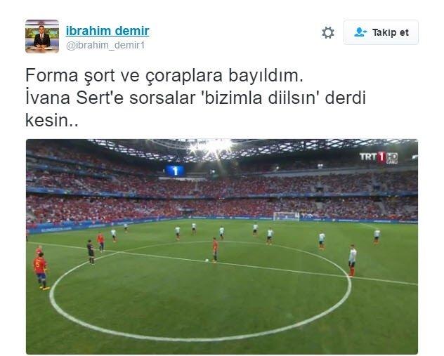 Türkiye'nin forma tercihi eleştirildi