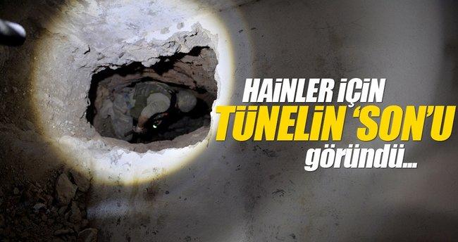 O ilçede terör tünelleri bu şekilde çökertilecek