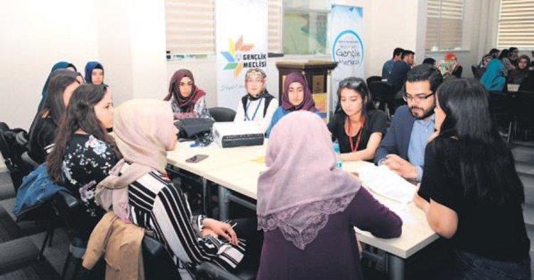 Gençlik Meclisi'nden Engelsiz Yaşam Çalıştayı