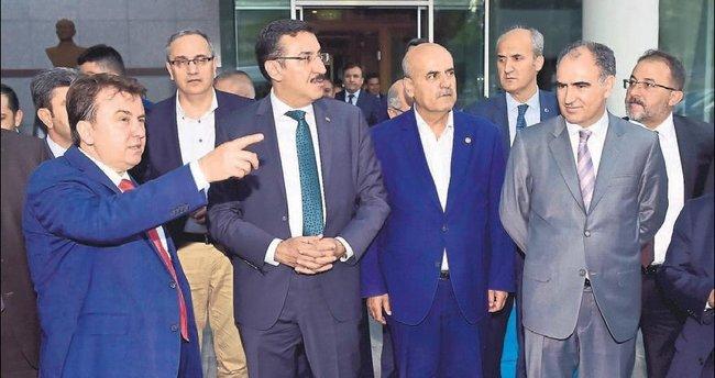 Adana AK Parti seçimlere hazır