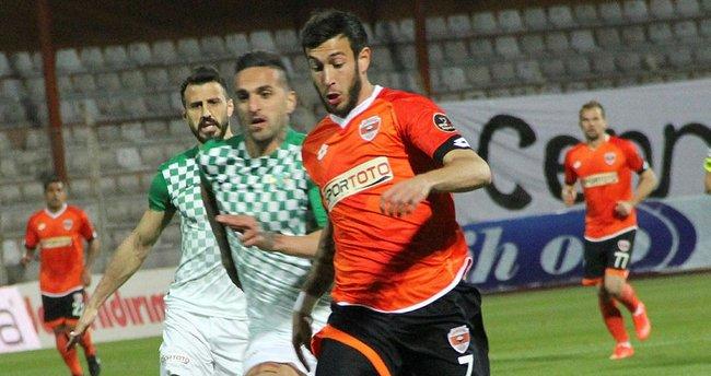 Ahmet Dereli atıyor, Adanaspor kazanıyor