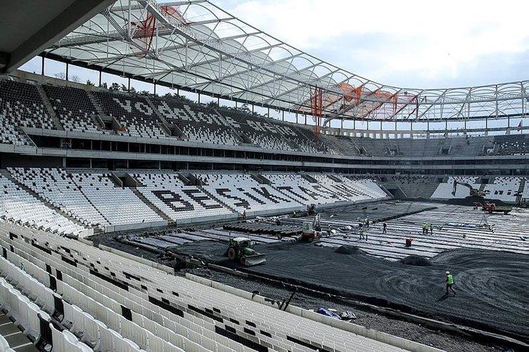 Vodafone Arena'da sona gelindi