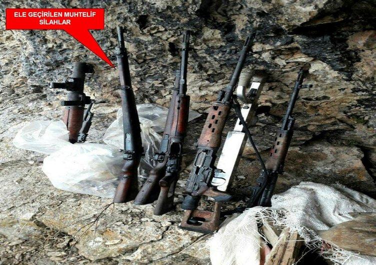 PKK'ya bir darbe daha!