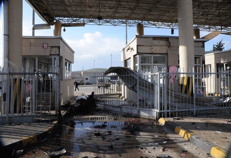 Cilvegözü sınır kapısı'nda patlama