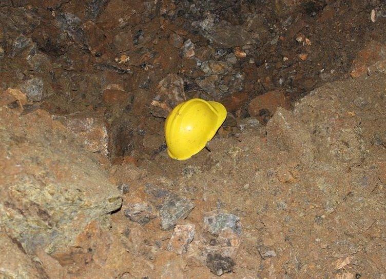 Osmaniye'de maden ocağında göçük