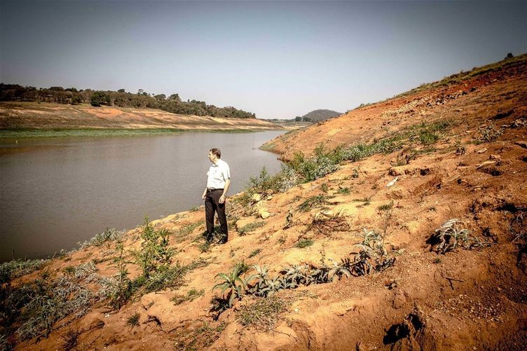 Brezilya'da kuraklık