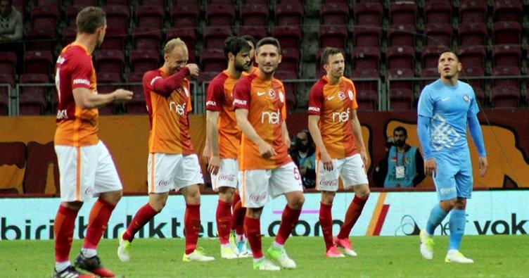 Galatasaray'da 5 yılın ardından ilk defa kupasız sezon