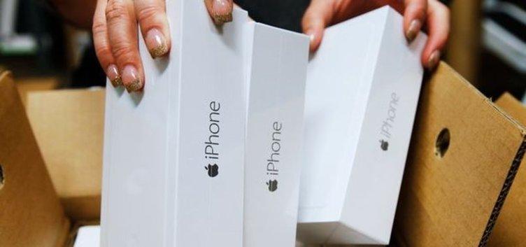 Hediye iPhone'larla ev sahibi oldu!