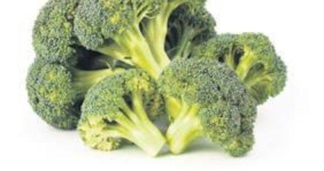 Yeşil sebzelerle yaşlanmaya son