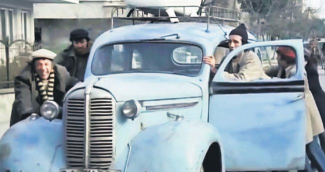 Kemal Sunal'a 'mavi boncuklu ' yaşgünü