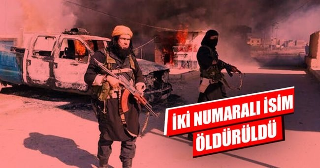 DAEŞ'in ikinci adamı öldürüldü - 02.05.2016 (07:52)