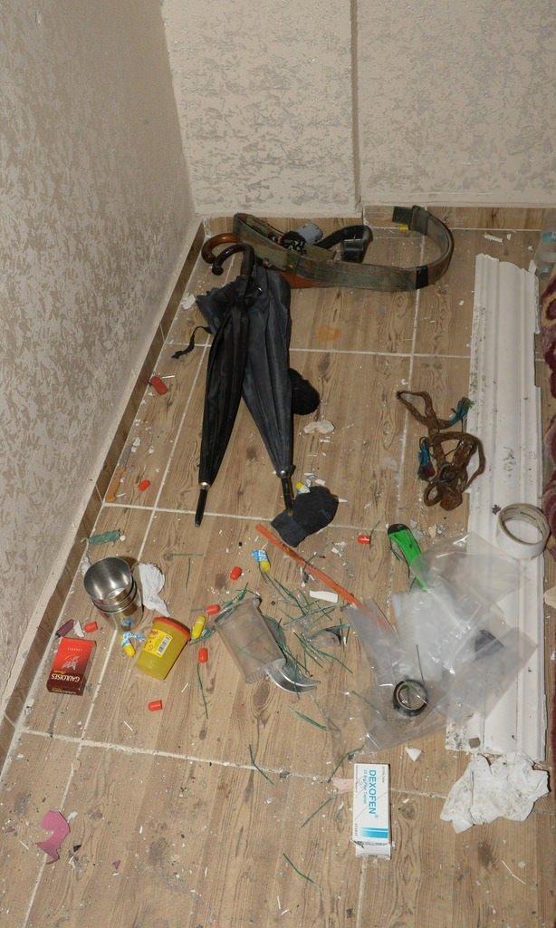 PKK'nın Şırnak'taki 3 karargahı bulundu