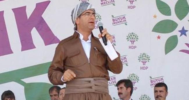 Başsavcılık HDP'li vekil için müebbet istedi