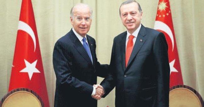 Erdoğan'dan ABD'ye 5 mesaj
