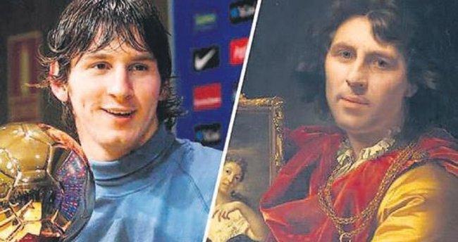 Yoksa Messi'nin ataları Hollandalı mı