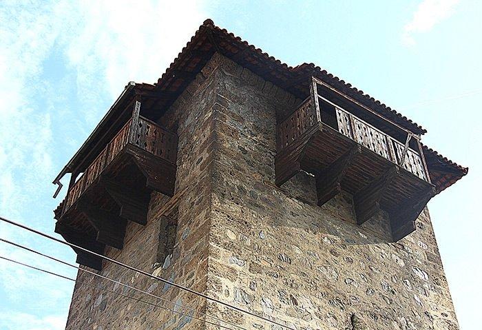 Ustrumca'daki Osmanlı eserleri ilgi bekliyor