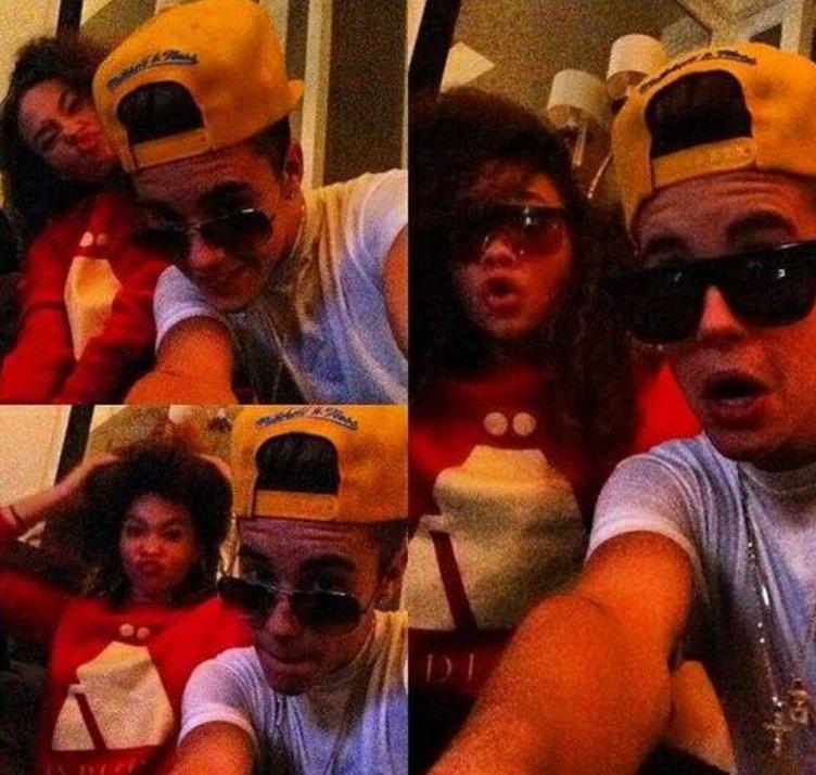 Justin Bieber'ın yeni sevgilisi: Ashley Moore