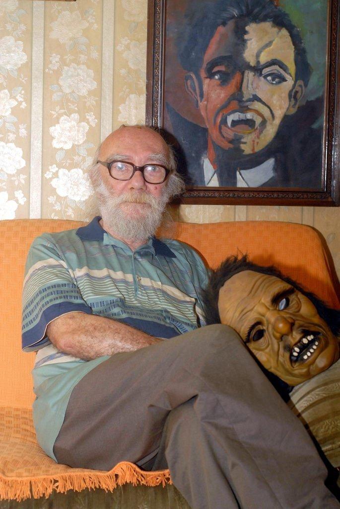 Ünlü sinema yazarı Giovanni Scognamillo'ya son veda