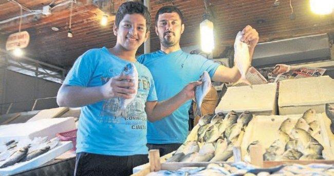 Balık tezgâhı sezona hazır