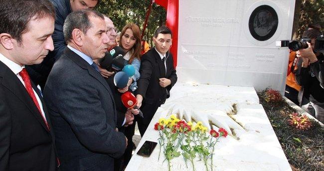 Dursun Özbek'ten istifa açıklaması!