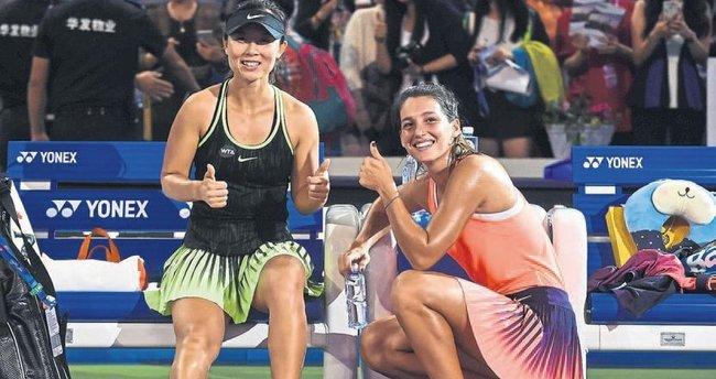 Tenisçi İpek Soylu yarı finalde elendi
