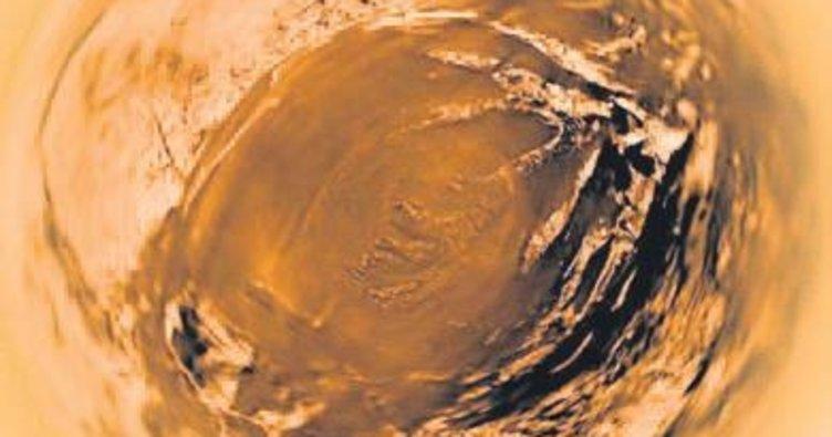İnsanoğlunun yeni adresi Titan olabilir