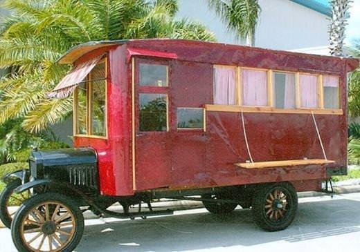 Geçmişten günümüze karavanlar