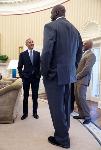 Obama'nın en ilginç anları