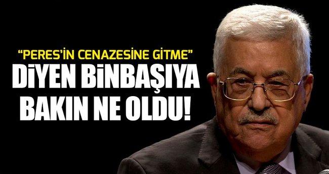 Peres'in cenazesine gitme dediği için hapse atıldı!