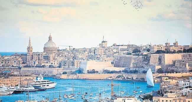 Göz açıp kapayıncaya kadar Malta