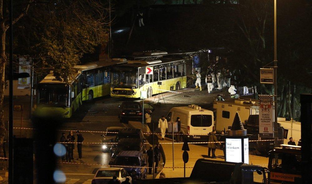 İstanbul Valiliği: 19'u ağır 155 yaralımız var!