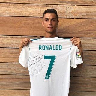 Ronaldo, Santiago'nun ailesinin acısını paylaştı