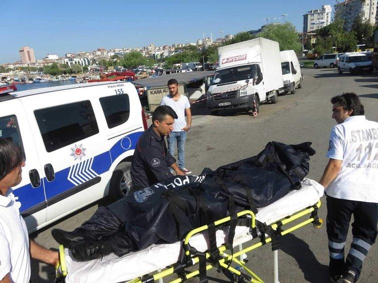 İstanbul'da denize düşen çocuk boğuldu