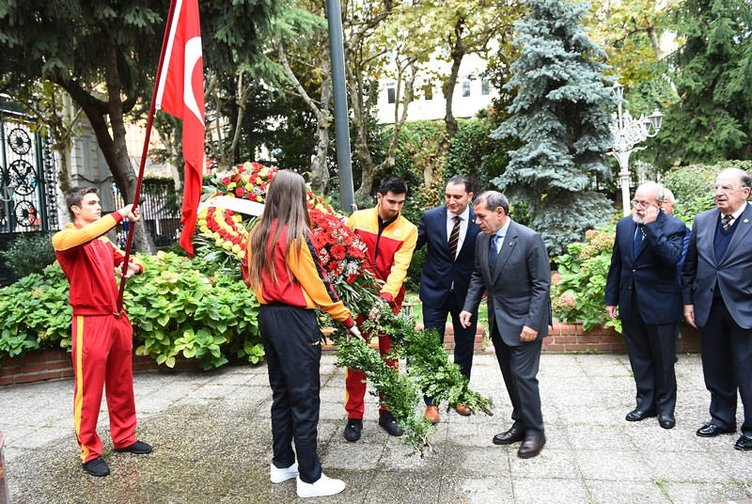 Galatasaray Kulübü, 111. kuruluş yılını kutladı