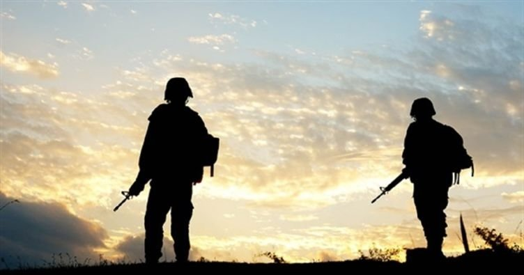 2 askeri şehit eden 6 PKK'lı etkisiz hale getirildi