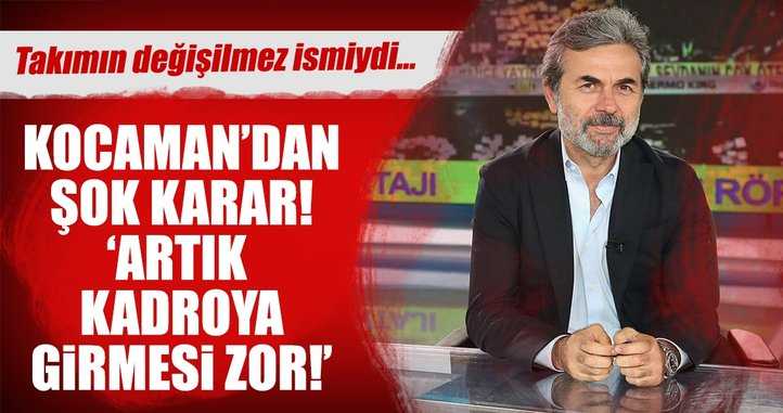 Aykut Kocaman'dan şok Mehmet Topal kararı!