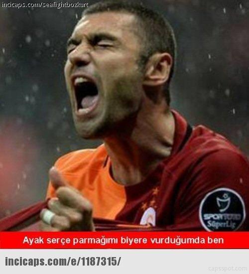 Galatasaray - Mersin İY capsleri