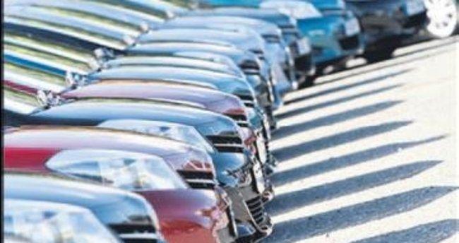 Kiralama sektörü 147 bin araç aldı