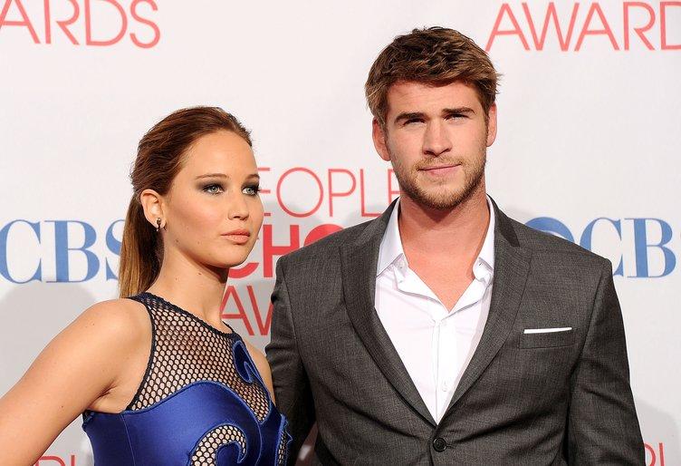 Liam Hemsworth'tan Jennifer Lawrence ile ilgili şaşırtan itiraf