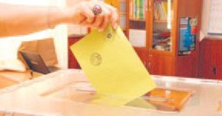 Referandumdan sonra ilk seçim