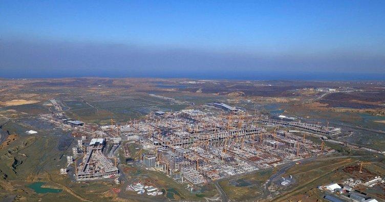 57 ülkenin Ulaştırma Bakanı, İstanbul Yeni Havalimanı'nı dinledi