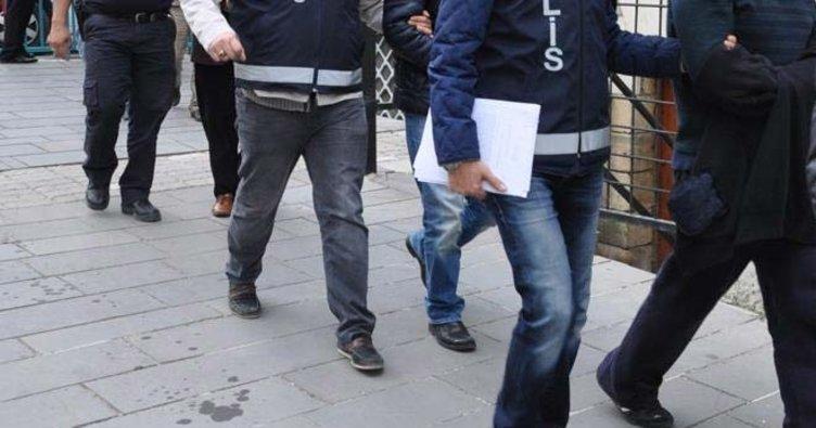 İzmir merkezli terör operasyonu: 12 kişi gözaltında