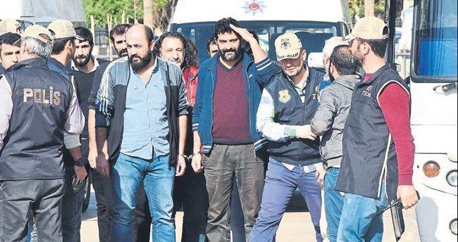 PKK'lılar tutuklandı