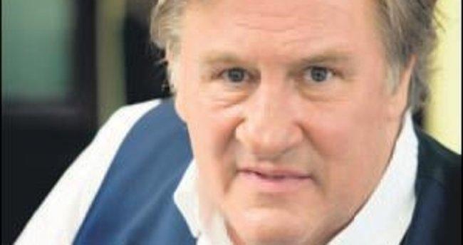 Depardieu son filmiyle Antalya'ya geliyor