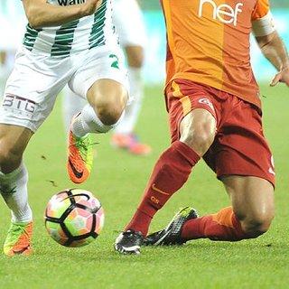 Galatasaray zorlu Bursaspor deplasmanından 3 puanla döndü