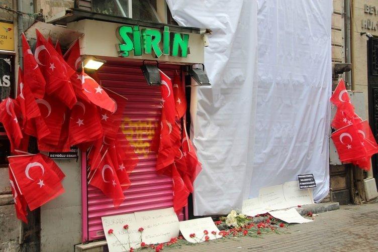 İstiklal'deki patlamanın şiddeti gün ışıyınca ortaya çıktı