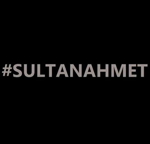 Ünlülerden Sultanahmet terörüne tepki yağdı