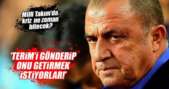 'İŞ BULAMAYANLAR TERİM'E YÜKLENİYOR'