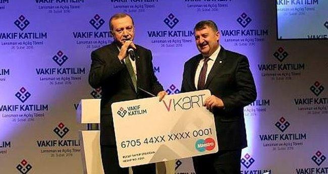 Katılım bankacılığında Ortak Kart projesi