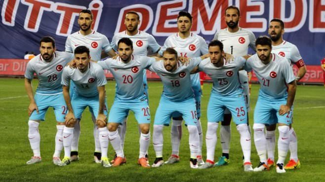 İşte Türkiye'nin EURO 2016 kadrosu!